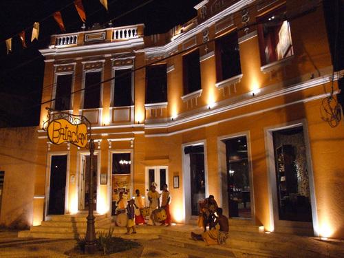 Bataclan, cenário artístico de Ilhéus, narrado nas obras de Jorge Amado.