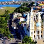 Catedral de São Sebastião no centro histórico de Ilhéus - Foto Alfredo Filho